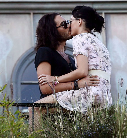 Katy Perry and Russell Brand File for Divorce