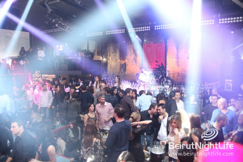 Life Beirut the New Hot Club in Town Goes Off!