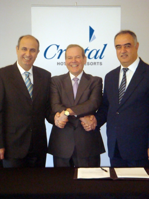 Cristal Hotels and Resorts Opens Next Branch in Lebanon