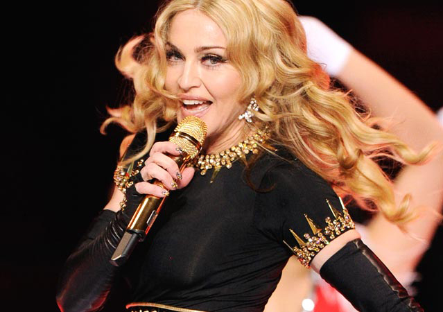 The Queen of Pop Madonna Finally Coming to the Middle East