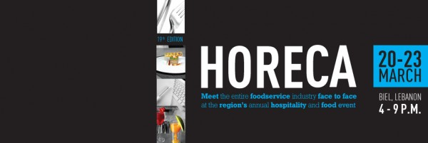 Are you ready for HORECA 2012? It Starts Tomorrow!