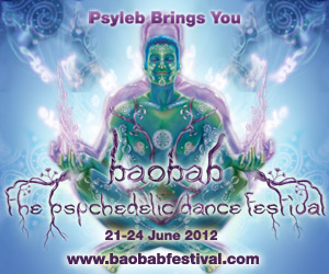 Set Your Self Free at the BaoBaB Psychedelic Dance Festival