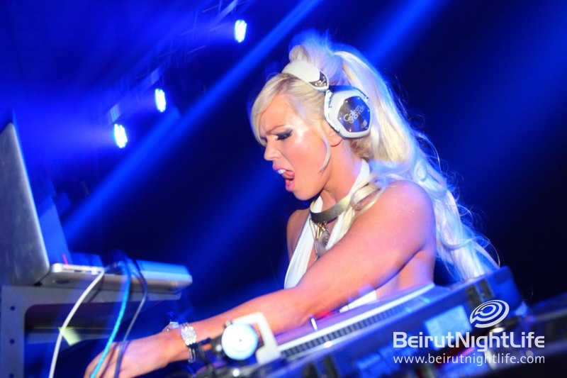 Lebanon Welcomes the World's Sexiest DJ
