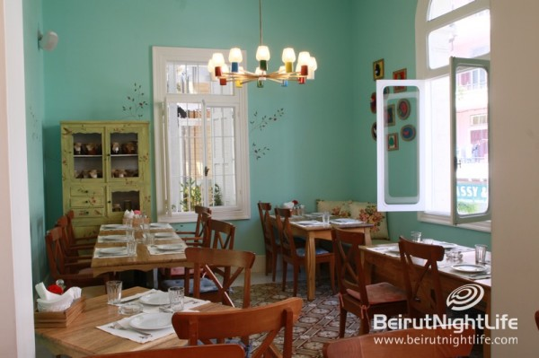 3enab: Delicious Mezze in a Charming Old House