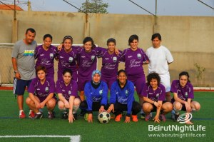 A Salut to the Girls Football Academy
