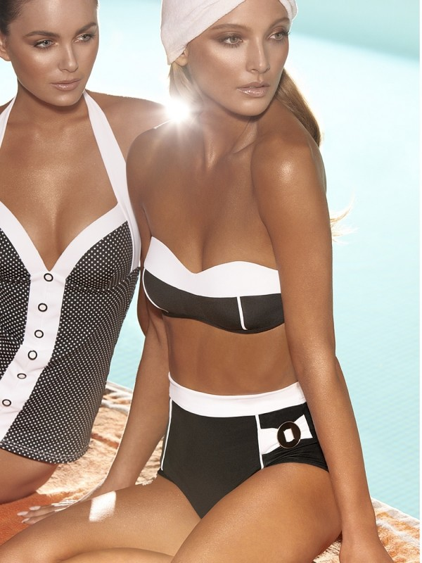 Sexiest Swimsuit Styles for Summer 2012