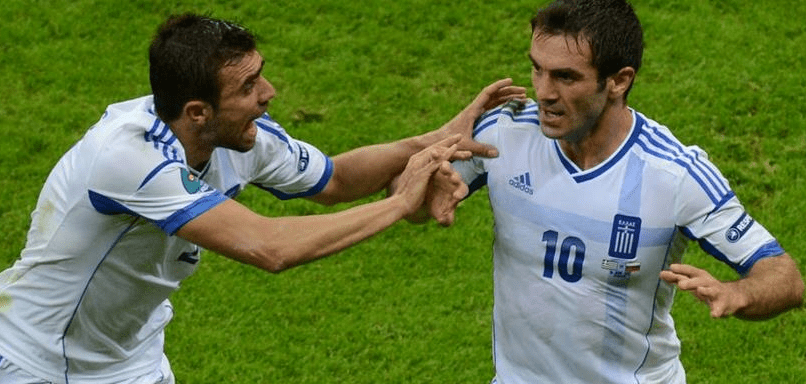 Czech Republic and Greece Shock Spectatoters
