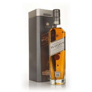 JOHNNIE WALKER® PLATINUM LABEL 18 year old® and JOHNNIE WALKER® GOLD LABEL RESERVE®: Whiskies as Precious as the Prized Metals Bearing Their Names