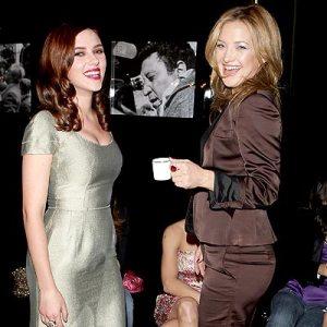 """Kate Hudson is Jealous of her """"Rival"""" Scarlett Johansson"""