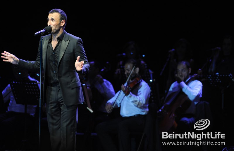 Kazim Al Sahir: 'The Caesar of Arabic Music' at Byblos International Festival 2012