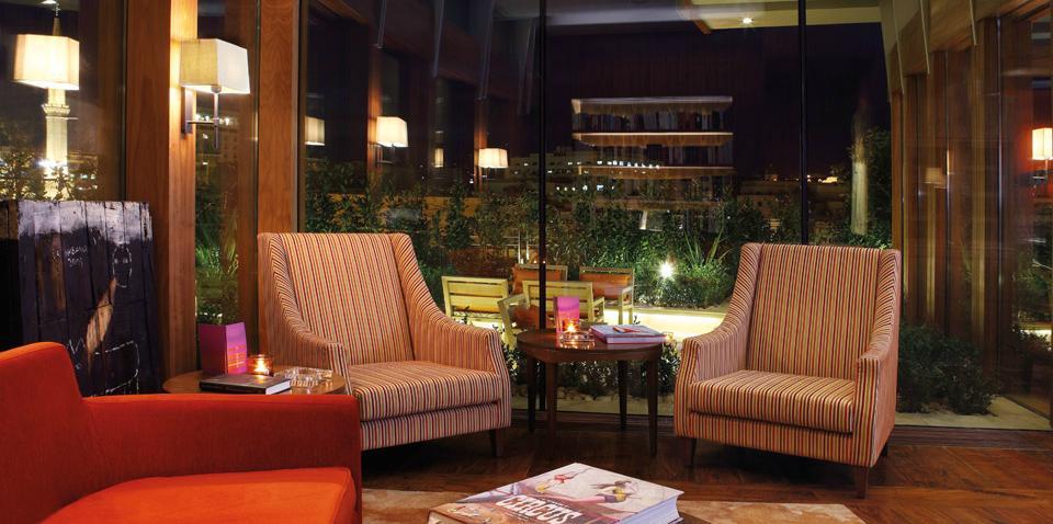 Cigar Lounge At Le Gray Beirut