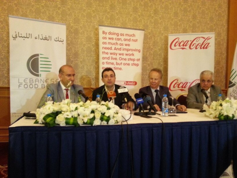 "Coca-Cola Middle East Extends 1 Million Meals Partnership with The Regional Food Bank to support ""The Village Free from Hunger"" program in Lebanon & Jordan"