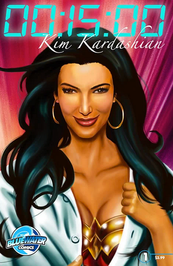 Kim Kardashian Comic Book: Coming Soon!?