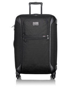 Tough & Light: Tumi's Modern Road Warrior