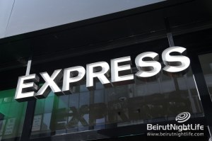 Express Opens First-Ever Store in Lebaonn