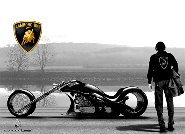 Lamborghini Concept by Flavio Adriani