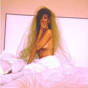 Rihanna Topless on Twitter
