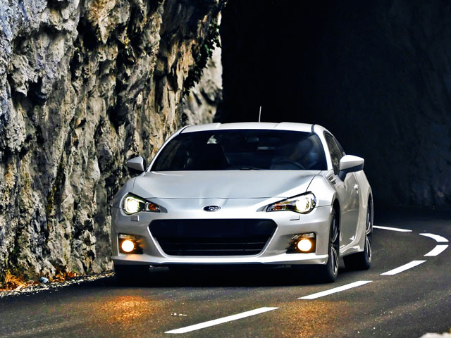 Subaru BRZ: The Fun-to-Drive Car for 2013