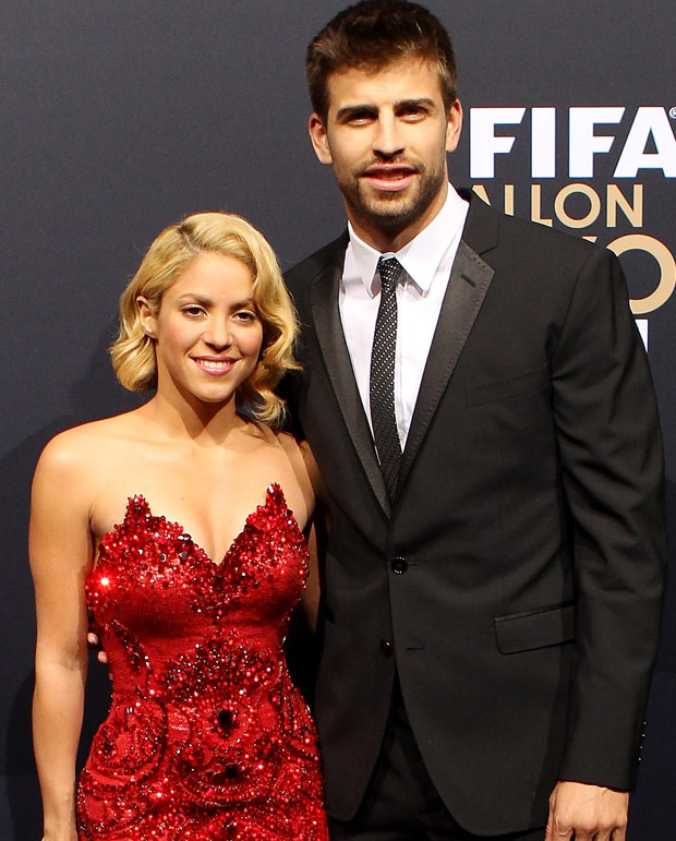 Shakira & Gerard Pique 'trick everyone that they have become parents'