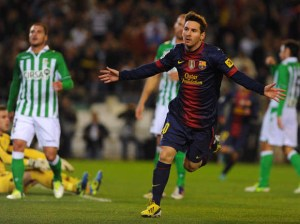 Messi scores 86th goal to break 40-year-old record