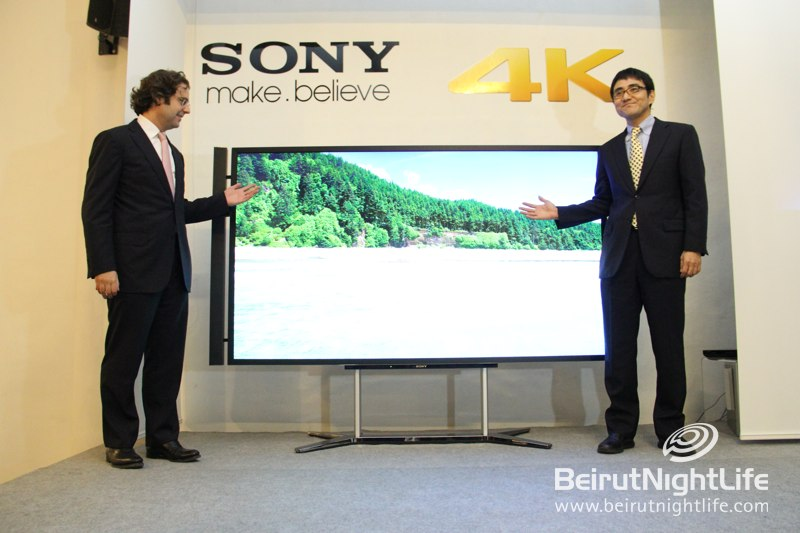 Sony Launch Bravia (4x Full HD) Home Entertainment System