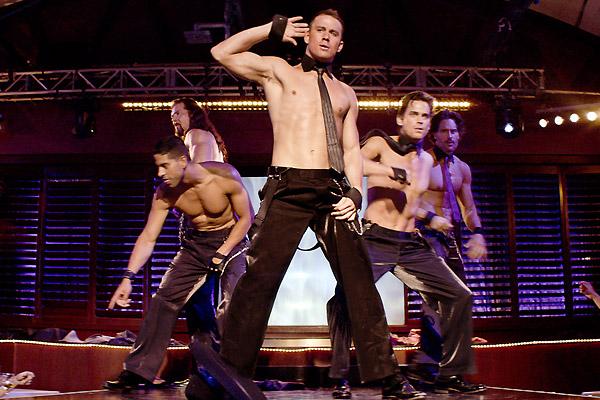 Channing Tatum: Women get 'feral' around strippers
