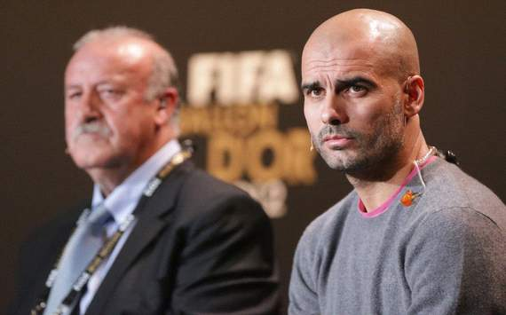 Guardiola appointed next coach of Bayern Munich