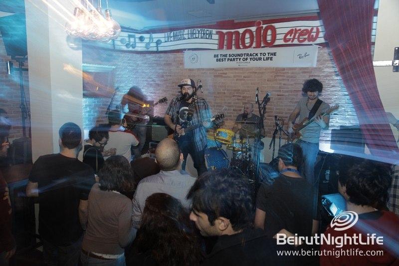 A Rockin' Night at MOJO Crew Club