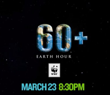 For Earth Hour 2013, Landmarks In 7,000 Cities Will Go Dark