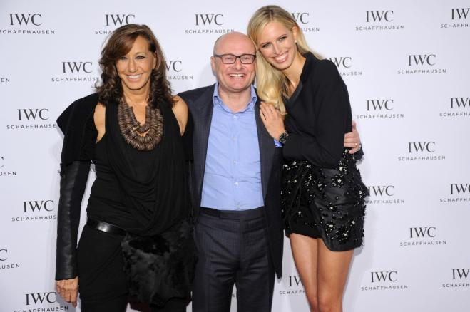 """IWC And Tribeca Film Festival Celebrate """"For The Love Of Cinema"""""""