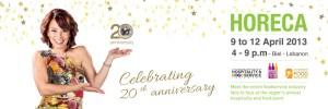 Countdown to HORECA 2013!