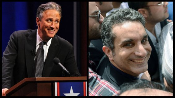 Egypt Issues Arrest Warrant For Jon Stewart!!