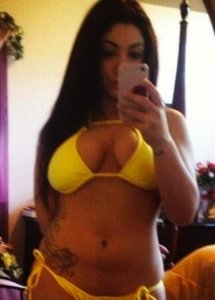 Deena Nicole Cortese Bikini Photo 15 Pounds Down Couple