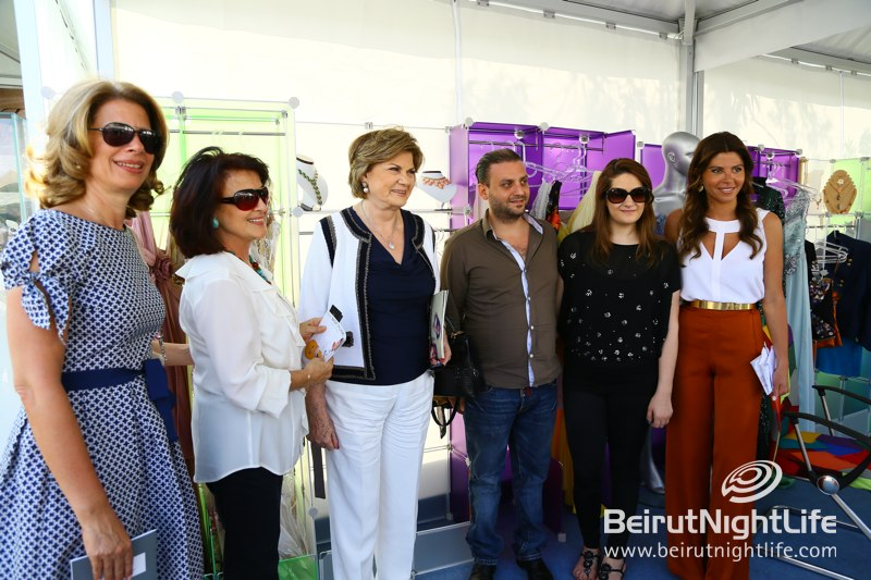 Beirut Designers Week Colors Zaitunay Bay