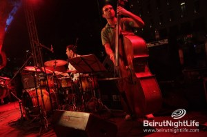 """All That Jazz"" at the Beirut International Jazz Day 2013"