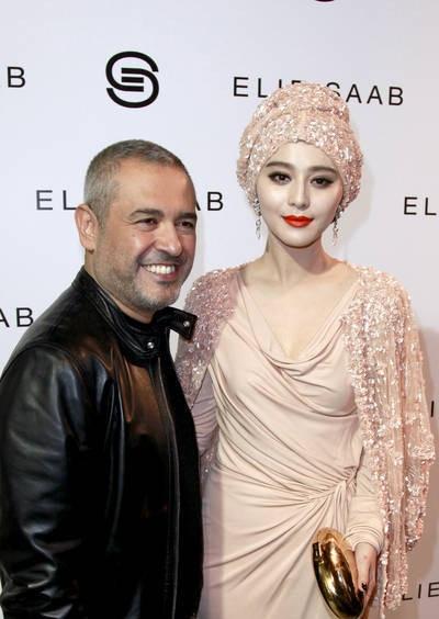 Paris Fashion Week Fall/Winter 2012 - Elie Saab - Backstage