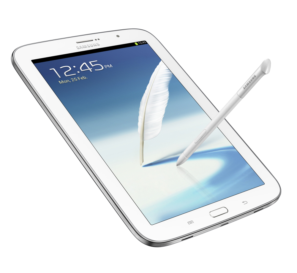 Introducing the GALAXY Note 8.0, a New Era of Portability and Everyday Productivity