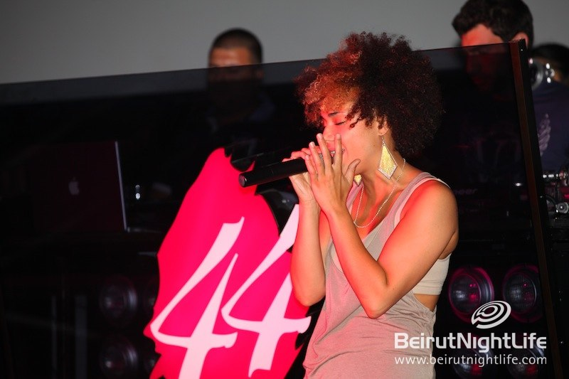 Aina Roxx Dazzles at BLVD 44
