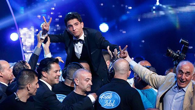 Arab Idol winner Mohammed Assaf