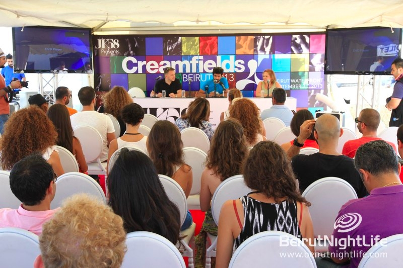 Creamfields Beirut Announced