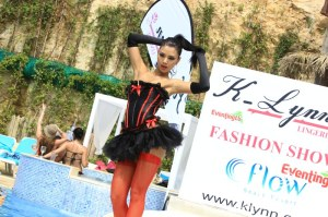How Hot Can the K-Lynn Fashion Show Get?
