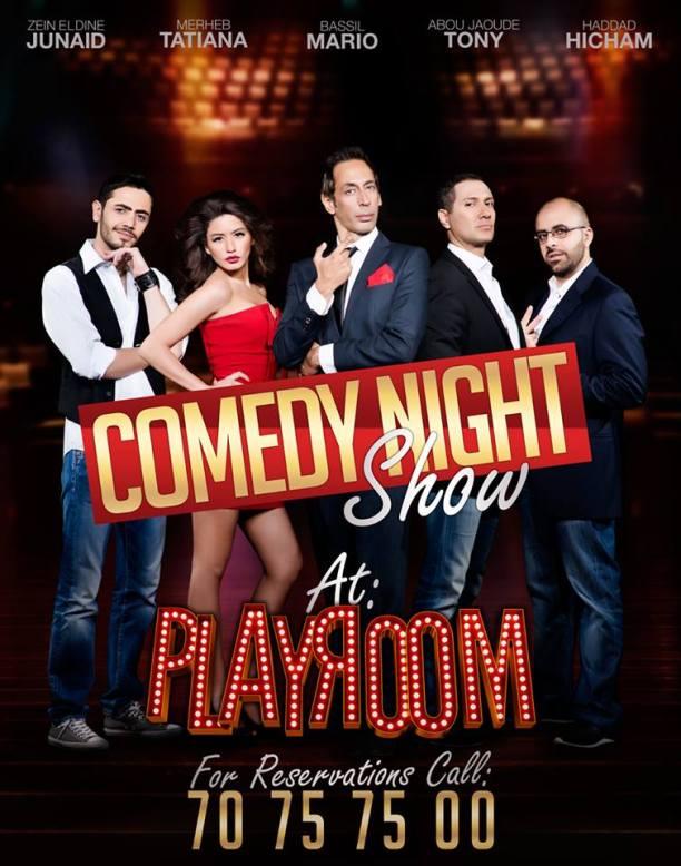 comedy-night