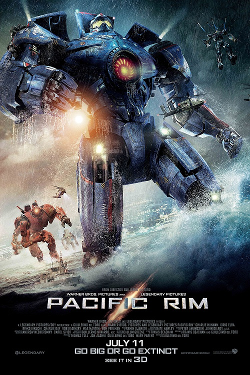 """Win Your Free Tickets to """"Pacific Rim"""""""
