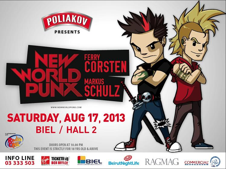 Waiting for the New World Punx