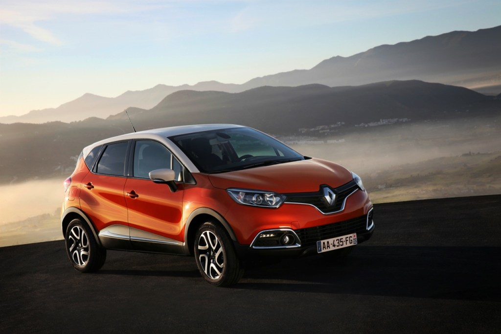 Bassoul-Heneine Launches the all new Renault Captur, the Urban Crossover