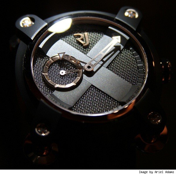 Exclusive interview from BaselWorld 2013- Romain Jerome Watches