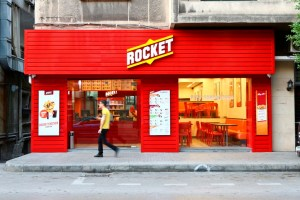 Beirut's new Rocket restaurant brings you a healthy, fresh twist to the traditional Lebanese pita