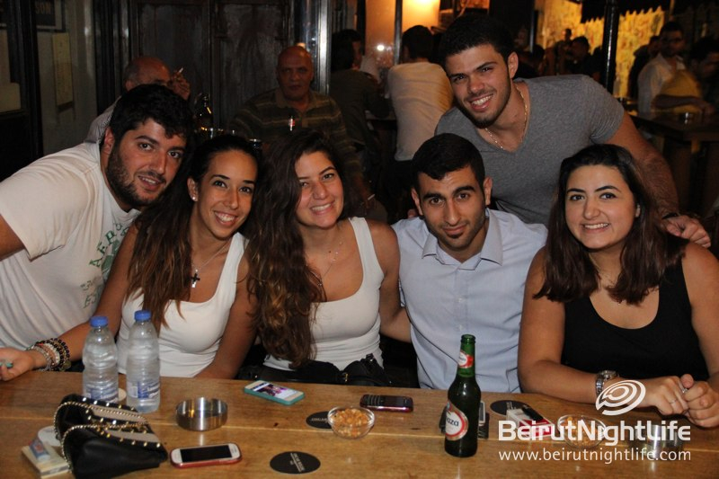 Pub Crawling Through Hamra