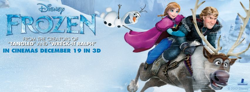 Win Tickets to See Frozen – The Animated Movie of the Year!