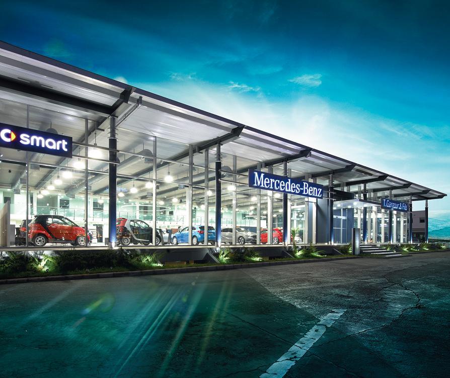 T. Gargour & Fils inaugurates the new Mercedes-Benz showroom